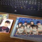 CDとDVD届いた
