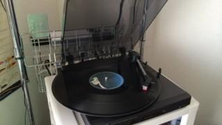 レコードを聴けるようにした