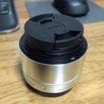 SIGMA 19mm F2.8 DNが届いた