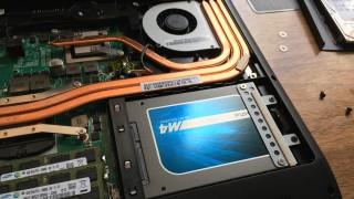 ノートPC周り整備(SSD化)