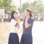 8/13 日本セーラー女子団 お散歩(大通公園)