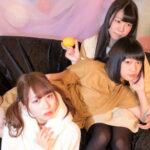 2/18 日本セーラー女子団 囲み撮影(その2)