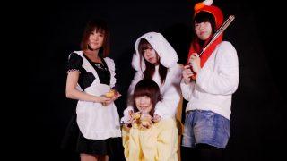 11/26 日本セーラー女子団2囲み撮影