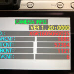 GX7mk2におけるシャッター回数確認方法