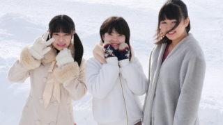 2019.1.19 モエレ沼公園(雪遊び&撮影会)