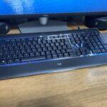 ワイヤレスイルミネートキーボードK800tの購入